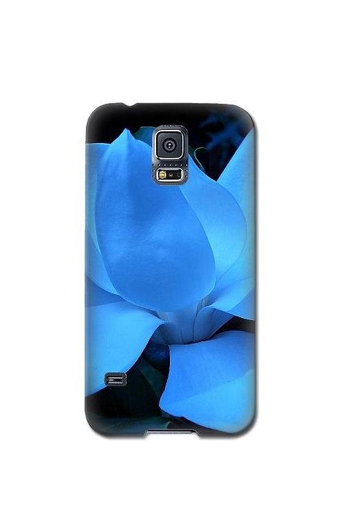 Blue Magnolia, Galaxy S5 Slim Case