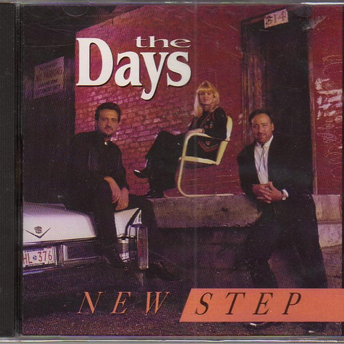 The Days, New Step, Vintage Music CD, Original Factory Sealed