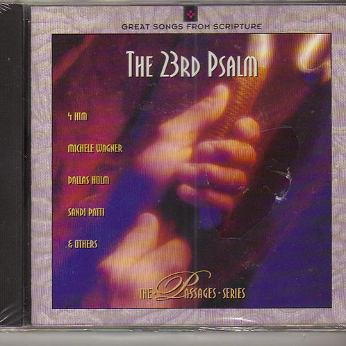 The Passages Series, The 23rd Psalm, Music CD, Factory Sealed