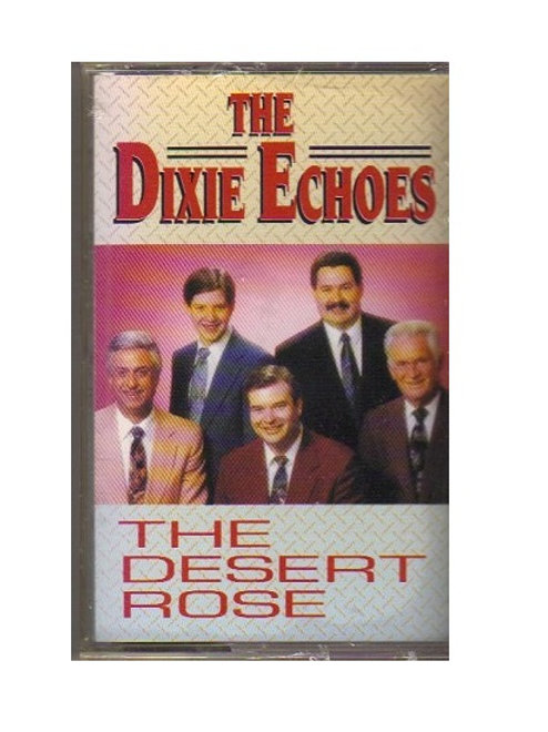 Dixie Echoes The Desert Rose Music Cassette, Original Factory Sealed Wrap