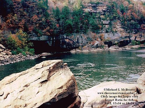 Cumberland River, Scenic Kentucky Photo