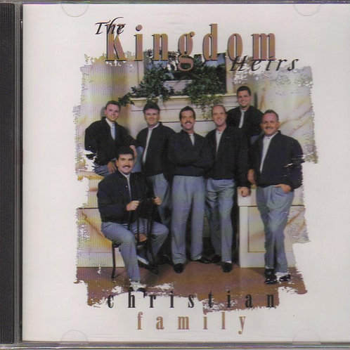 Kingdom Heirs, Christian Family, Music CD, Factory Sealed