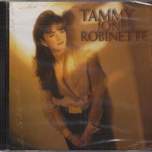 Tammy Jones Robinette, He Told Me So, Music CD, Original Factory Sealed CD