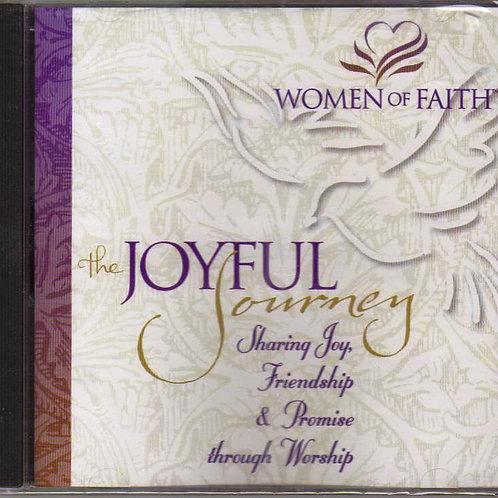 Women of Faith The Joyful Journey, Music CD Factory Sealed