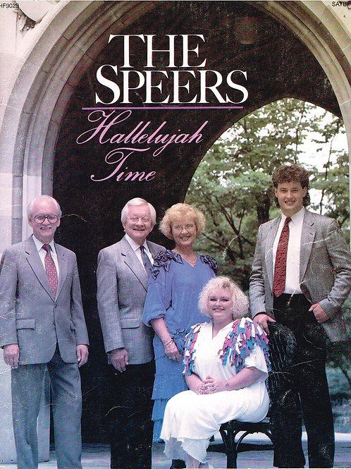The Speers Hallelujah Time Songbook