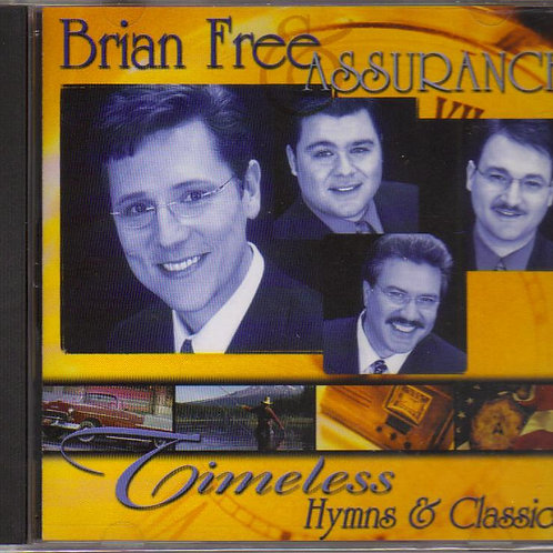 Brian Free, Timeless Hymns and Classics, Music CD Factor