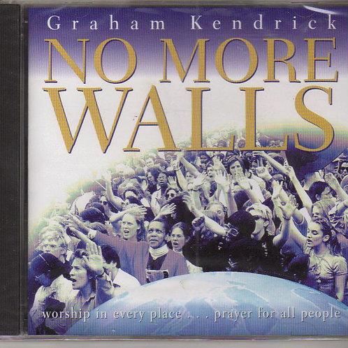 Graham Kendrick, No More Walls, Music CD Factory Sealed