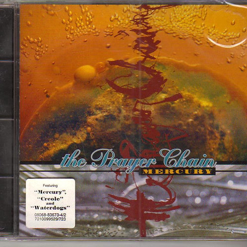 The Prayer Chain, Mercury, Music CD Factory Sealed