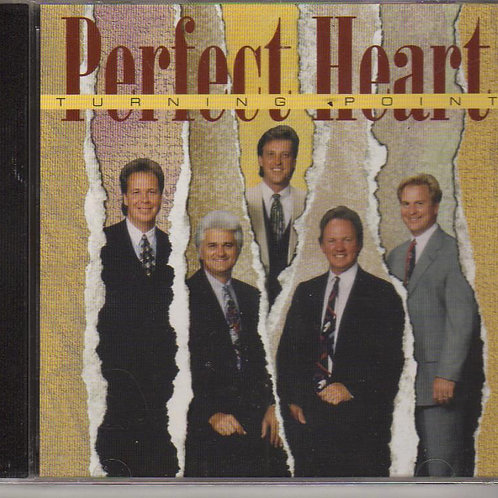 Perfect Heart, Turning Point, Music CD, Factory Sealed
