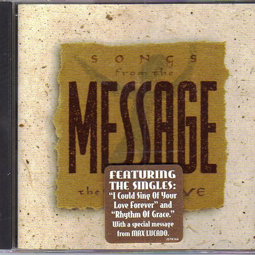 Songs From the Message, The Way of Love, Music CD Factory Sealed