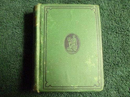 Poetical Works of Alexander Pope, Esq, Antique Cameo Book
