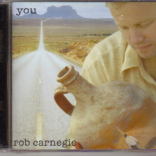 Rob Carnegie, You, Music CD, Factory Sealed