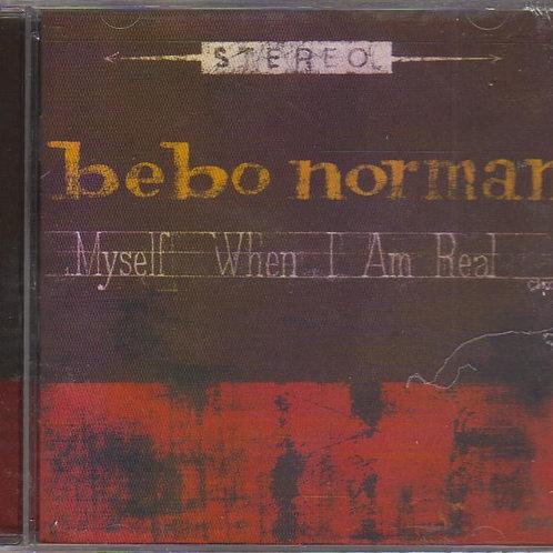 Bebo Norman, Myself When I Am Real, Music CD, Original Factory Sealed