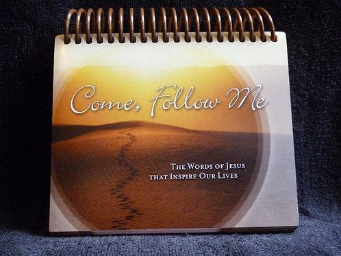 Come Follow Me, 365 Days Perpetual Calendar