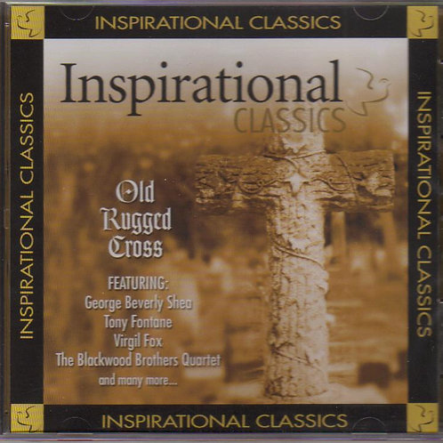 Inspirational Classics Old Rugged Cross, Music CD Factory Sealed