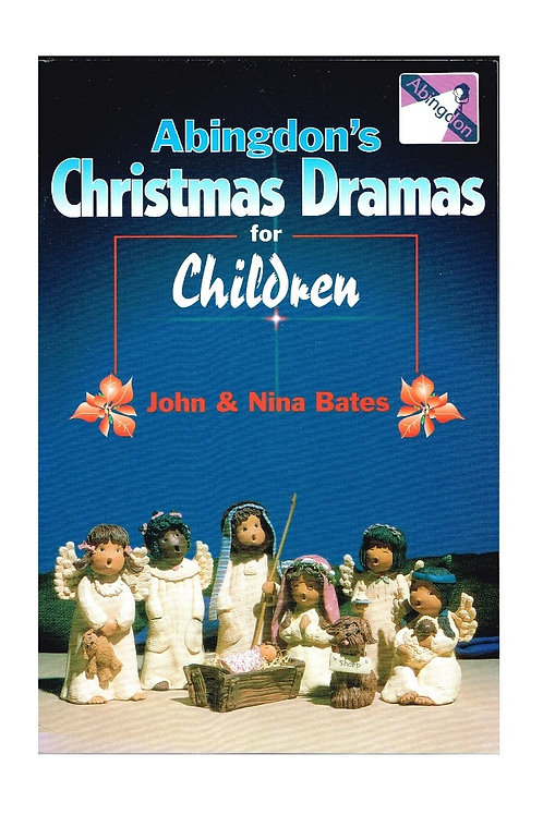 Abingdon's Christmas Dramas for Children, Paperback