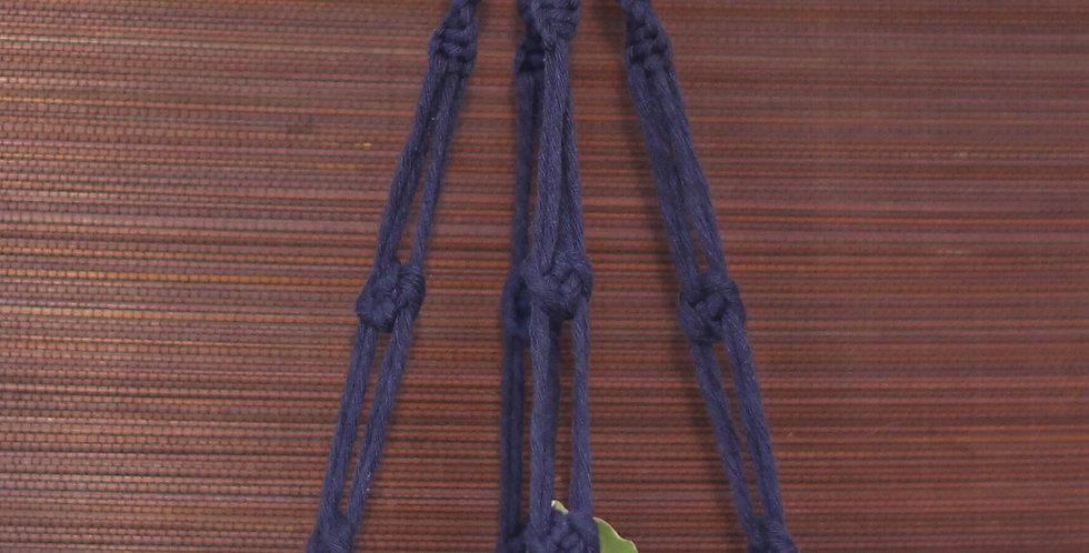 Blumenampel Baumwolle