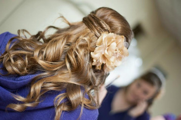 Bridesmaid of Three One Seven Salon LLC