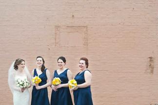 Bridal Party of Three One Seven Salon LLC