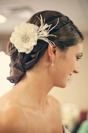 Unique Bride of Three One Seven Salon LLC