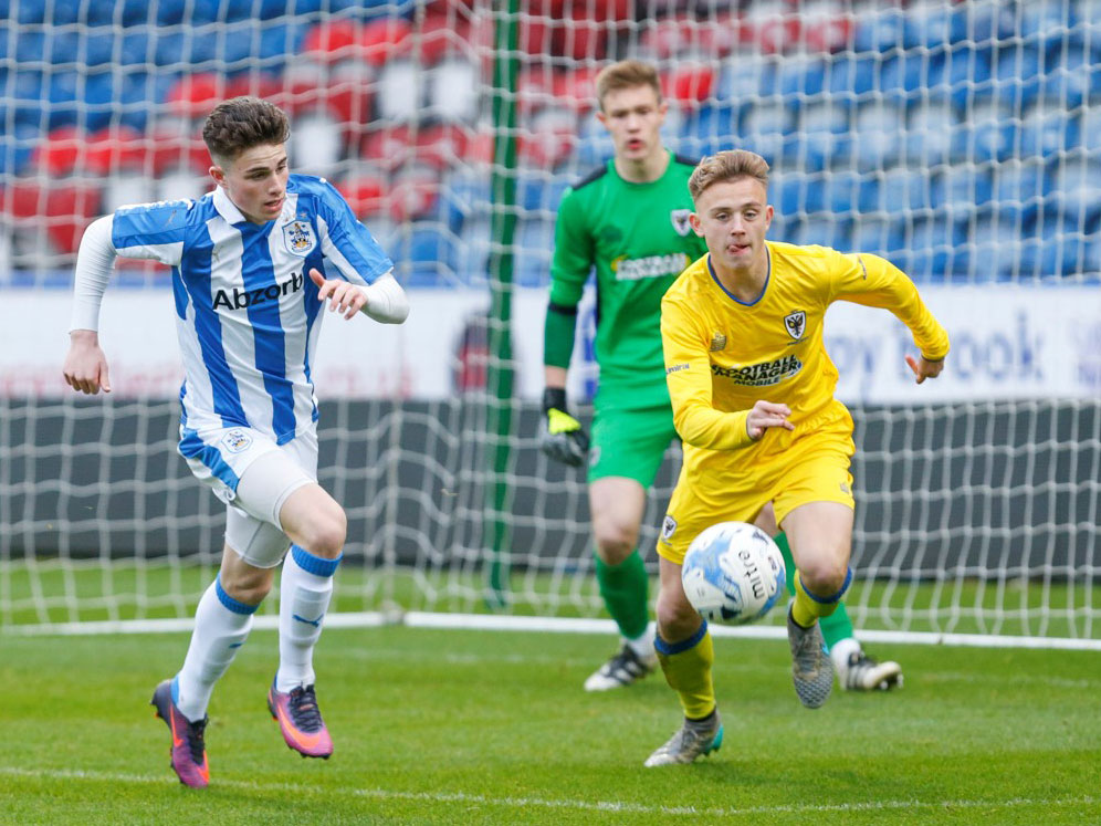 Tom Scott - FA Youth Cup victory