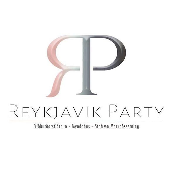 Reykjavík Party Logoið 😍 #photooftheday