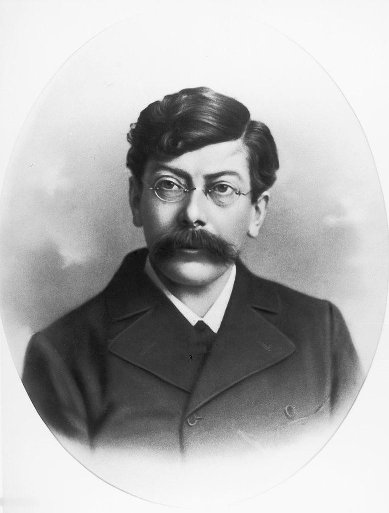 Victor Adler (1859-1918). [Bildquelle: Wikimedia, Otberg].