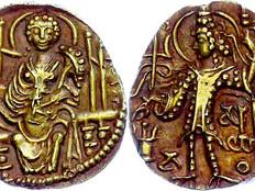 Online-Vortrag über Götterdarstellungen auf indischen Münzen