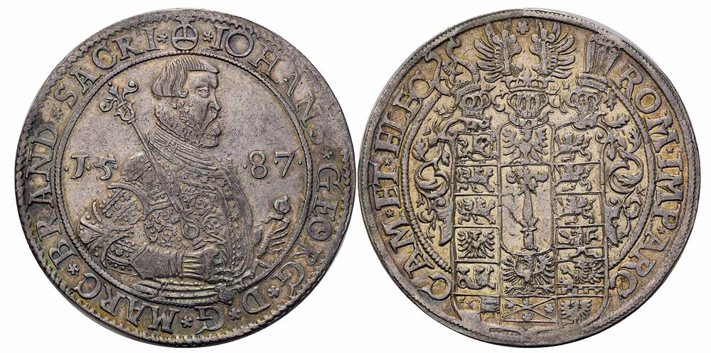 Brandenbrug/Preußen. Johann Georg.