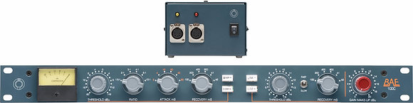 BAE 10DC Single channel Limiter Compressor w/ PSU