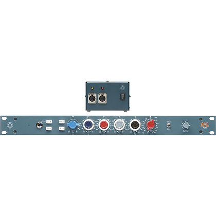 "BAE 1032 19"" 1RU rack w/power supply"
