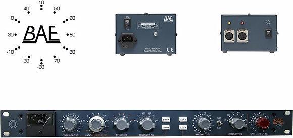 BAE 10DCF Single Channel Filter Compressor w/ PSU