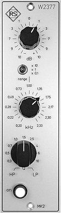 Roger Schult Universal Filter W2377 MK2
