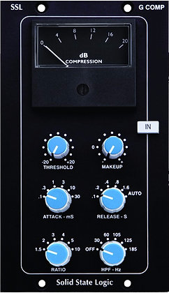 Solid State Logic Stereo Bus Compressor Module