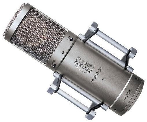 Braunuer Microphones Phantom V