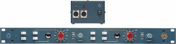 BAE 1073MP dual channel w/power supply