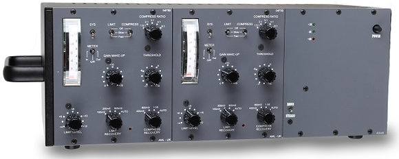AML 54F50 Compressor / Limiter - Dual Racked Unit