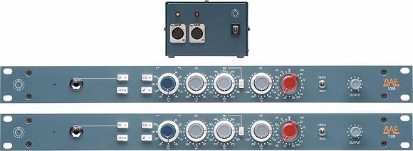 "BAE 1028 19"" pair w/power supply"