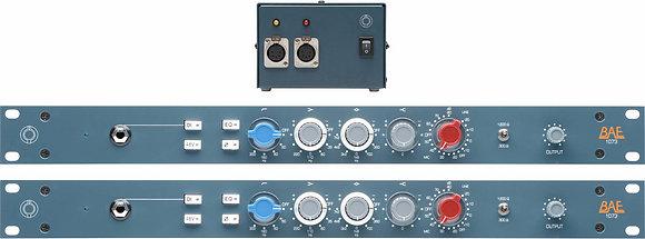 "BAE 1073 19"" pair w/power supply"
