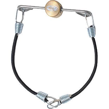 Coles Microphones 4038 SM - Suspension c/w elastics and clips