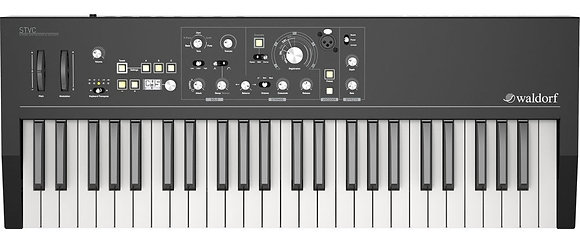 Waldorf STVC String Synthesizer and Vocoder