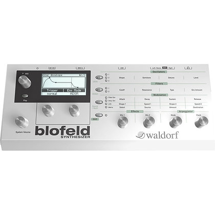 Waldorf Blofeld - Desktop Synthesizer