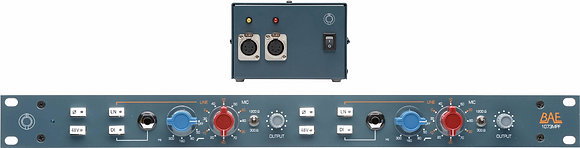 BAE 1073MPF dual channel w/filter & power supply