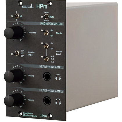 HPm 500 Headphone Monitoring Amp