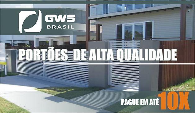 portão-automático-na-zona-sul  gws brasil serralheria especializada na fabricação de portões automáticos em são paulo