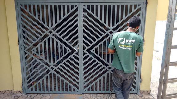 Portão Automático, Manutenção em portão