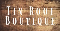 Tin Roof Boutique Logo