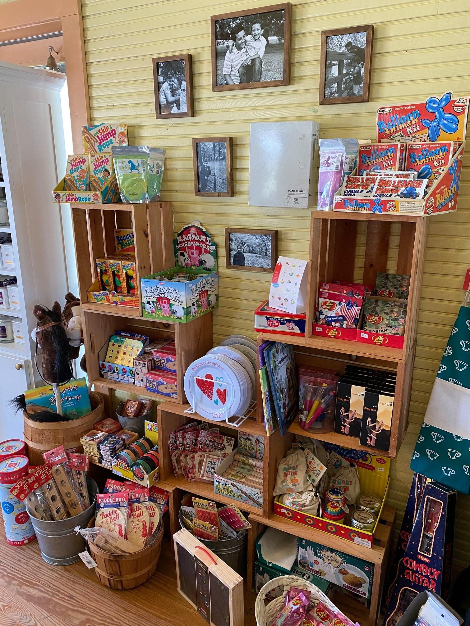 Sullivan's General Store (Interior 2)