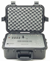 EARMARK Portable Multi-Man Base Station, Duplex, team communications, live microphone, command center, remote radios, team, Sonetics, Eartec
