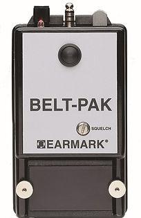 EARMARK BELT-PAK Body Mounted Radio, UL Listed, Intrinsically Safe, FM, VHF, MHz, FCC Licens, Oil & Gas, HAZLOC, Custom Headsets, Engineering, Reliable Radio System, 3 year warranty